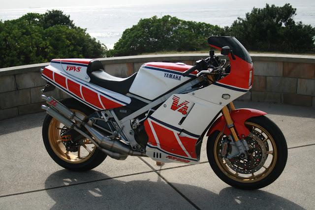 2 stroke biker blog nicely modified yamaha rz500 pron for Yamaha 500cc sport bikes