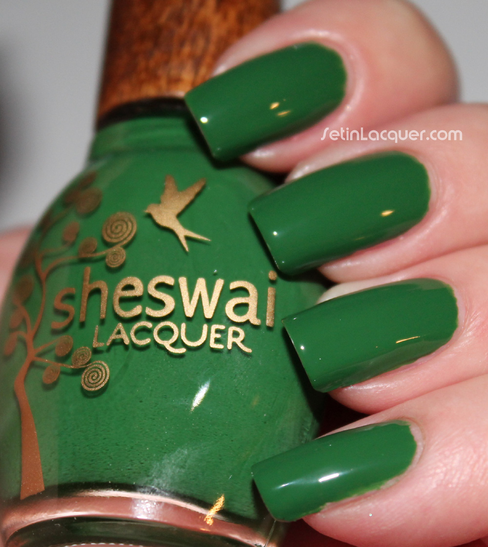 Set in Lacquer: dotting
