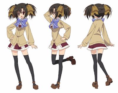 ebiten anime staff diseno personajes
