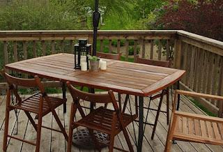 Furniture Outdoor Weatherproof Design Decorate