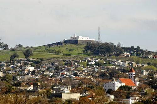 Cerro y Fortaleza de Montevideo