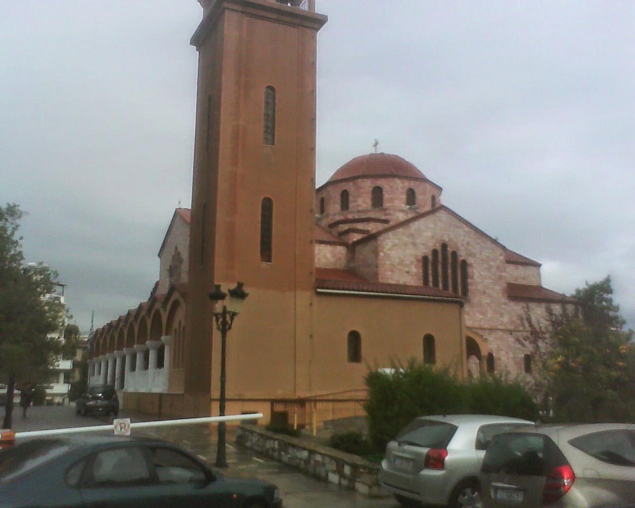 FANEROMENI  CHURCH  ATHENS
