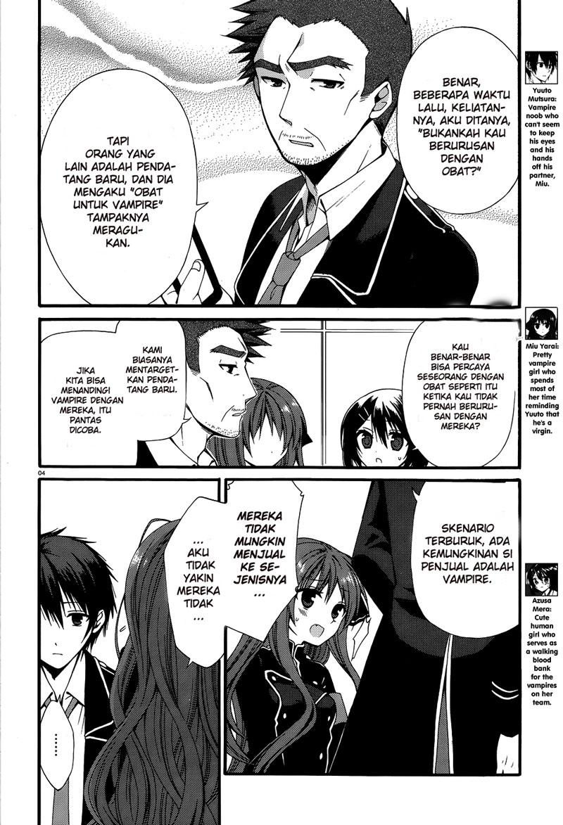 Komik dracu riot 009 10 Indonesia dracu riot 009 Terbaru 4|Baca Manga Komik Indonesia|