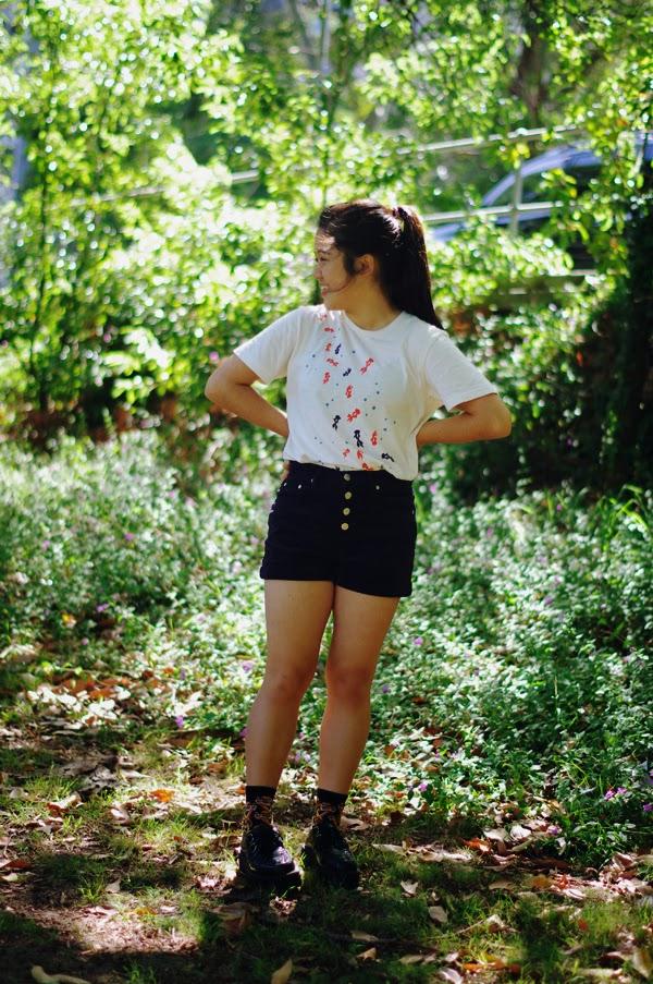 ファッション, ファッションブログ, ファッションブロガー, エラショック, 金魚, グッピー, 花, ユニクロ, トップショップ, 日本語, オーストラリア, シドニー, 英語, 洋服, コーデ, コーディネート, fashion, fashion blogger, teen, japanese, australia, elashock, goldfish, kingyo, personal style, mink pink, uniqlo, topshop, creepers, personal style blogger, guppy, fish