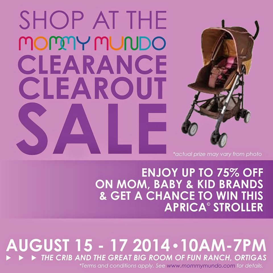 Baby crib for sale manila - Check Out Mommy Mundo Clearance Clearout Sale On August 15 17 2014 From 10am To 7pm At The Crib And The Great Big Room Of Fun Ranch In Ortigas