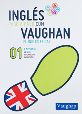 Ingls Paso a Paso con Vaughan - Promociones La Vanguardia
