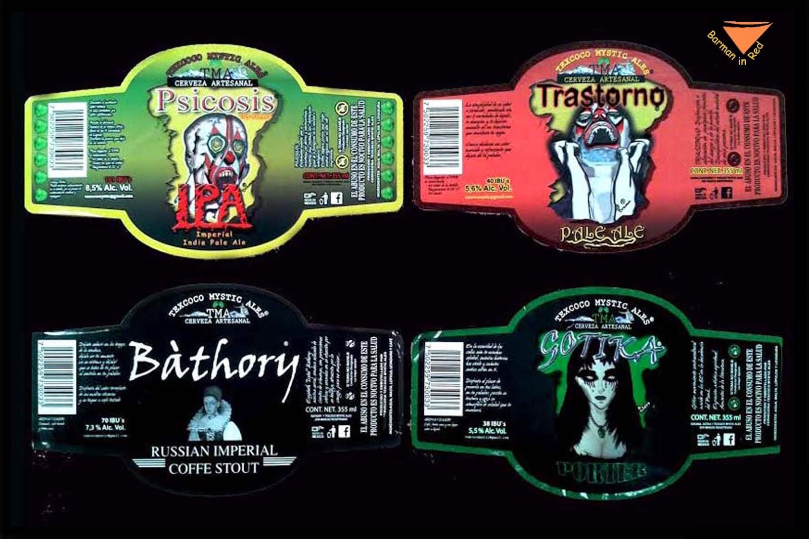 cervezas Mexico Texcoco