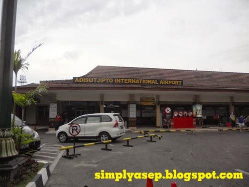 Bandara Adisucipto Jogjakarta