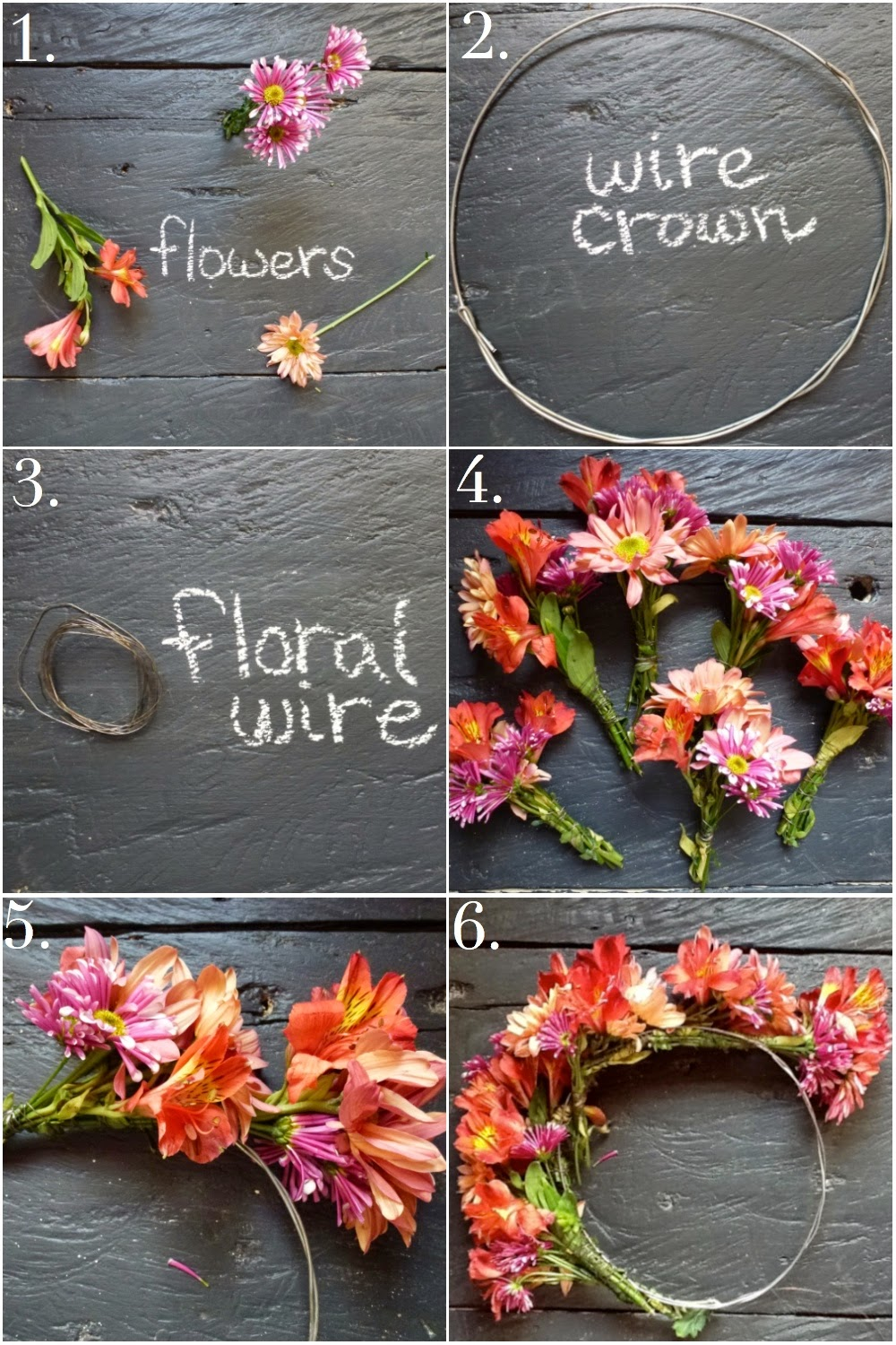 Ars longa vita brevis 2014 sources for the tutorial diy flower crown uxibal jabongblog izmirmasajfo