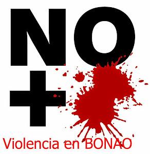 No Mas Violencia en Bonao