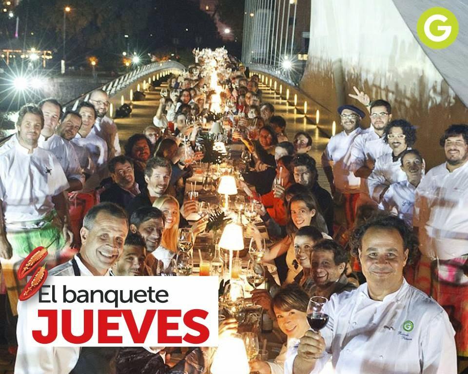 Programa El banquete II