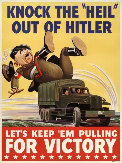 world war 2 propaganda thesis World war ii terms essays of war information to distribute and control pro-american propaganda during world war ii world war ii posters and propaganda.
