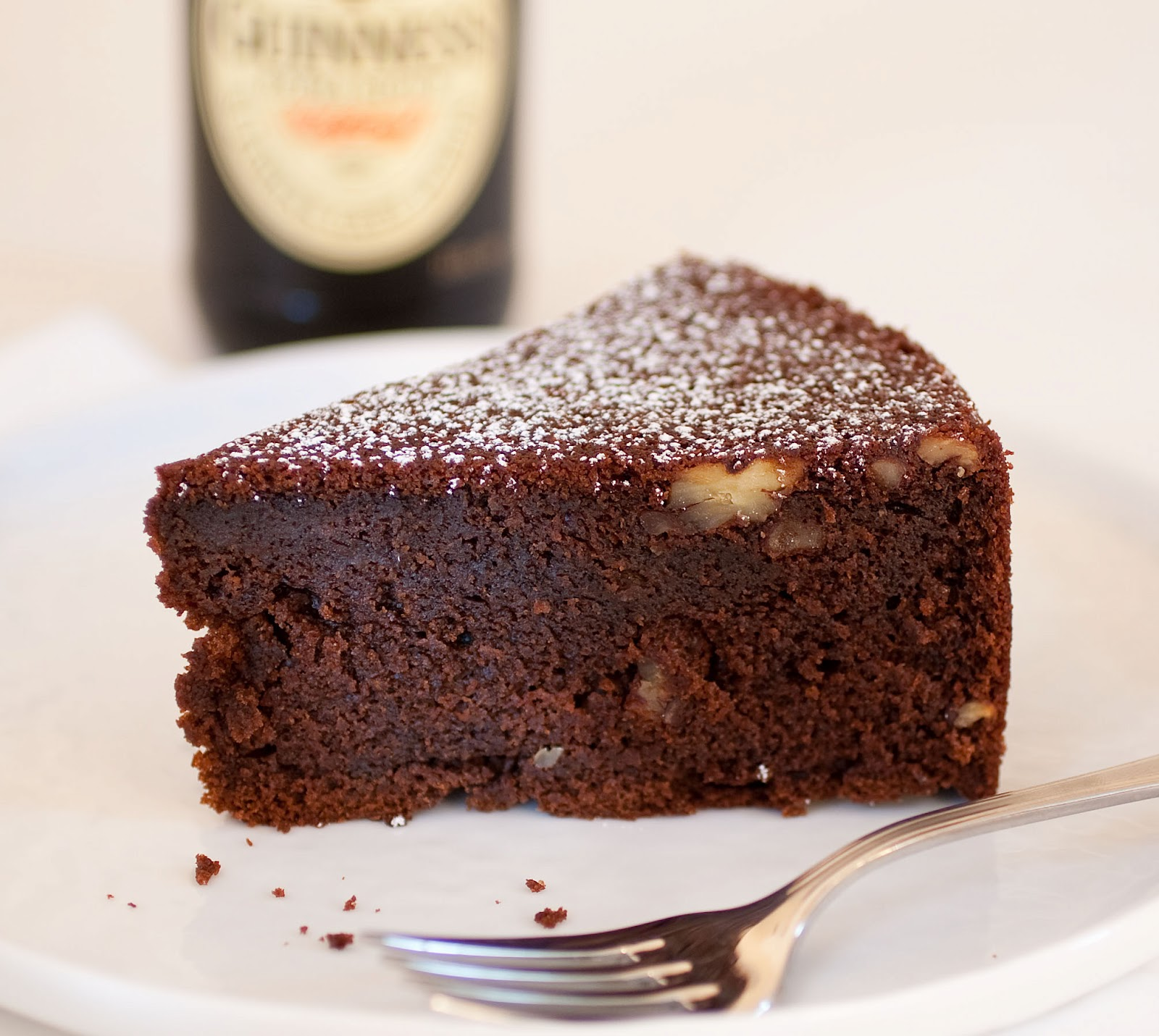 Tish Boyle Sweet Dreams: Chocolate Guinness Cake – St. Patrick's ...