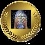 Selo Ouro Blogosfera em Rede