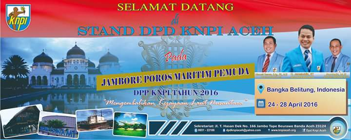 Jambore Poros Maritim Pemuda