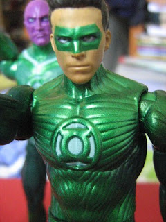 DC comics Green Lantern Ryan Reynolds Abin Sur Tomar Re JLU Justice League