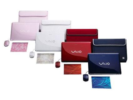 Daftar Harga Laptop/Notebook Sony Vaio Terbaru Bulan November 2011