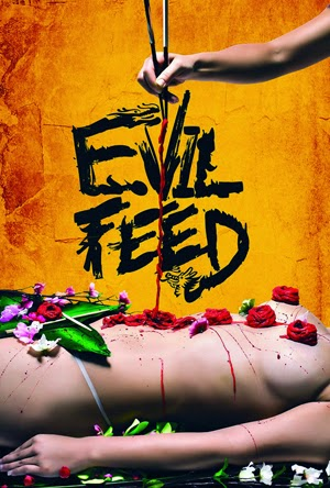 Evil Feed 2014 poster