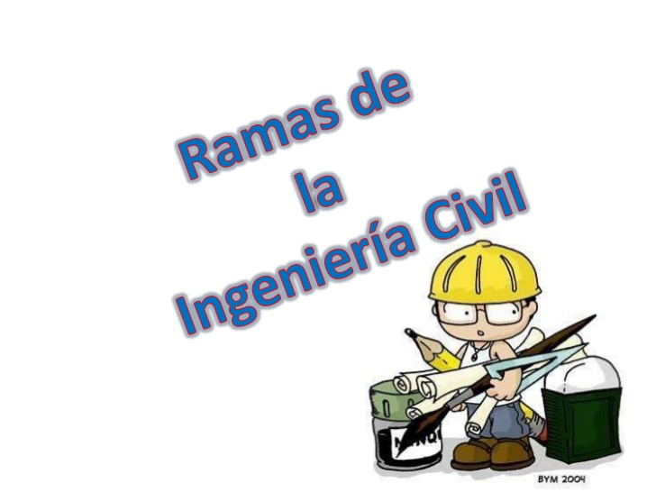 Ramas De La Ingenier 205 A Civil Ingenier 237 A Civil