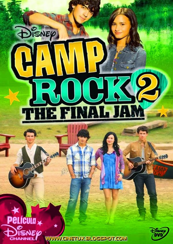 Camp Rock 2: The Final Jam / Η τελευταία συναυλία (2010) ταινιες online seires xrysoi greek subs