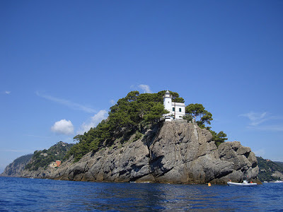 La Bahía de Portofino - Italia. Lugares Sorprendentes. Turismo en Italia