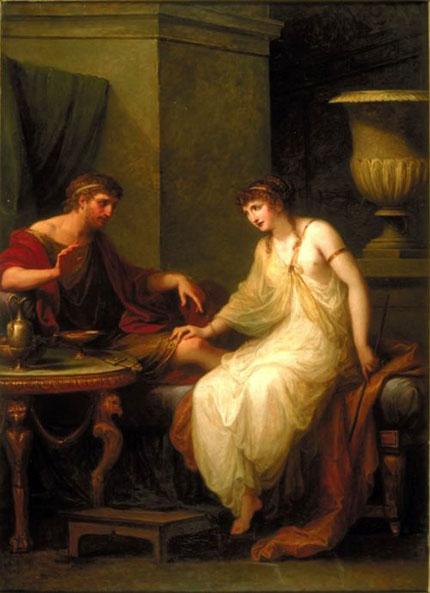 odysseus circe kauffmann