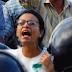 ماهينور المصري من محبسها: خسارة جولة مش معناها خسارة المعركة وإحنا نفسنا طويل