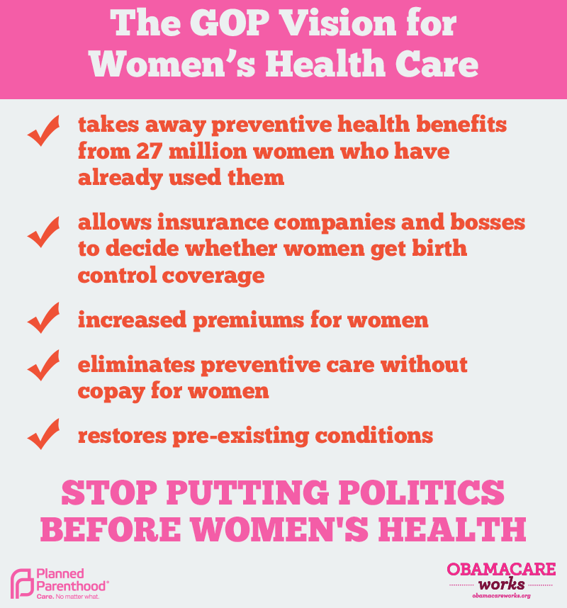 jobsanger: GOP Is AntiWomen39;s Health Care