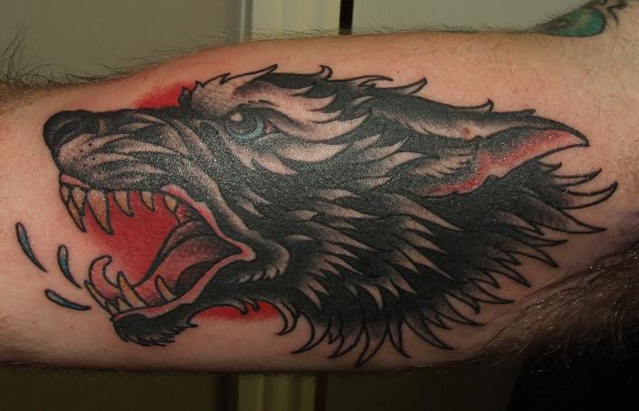 Татуировка волка значение эскизы - значение татуировки волка