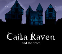 Caila Raven and The Draco Solucion