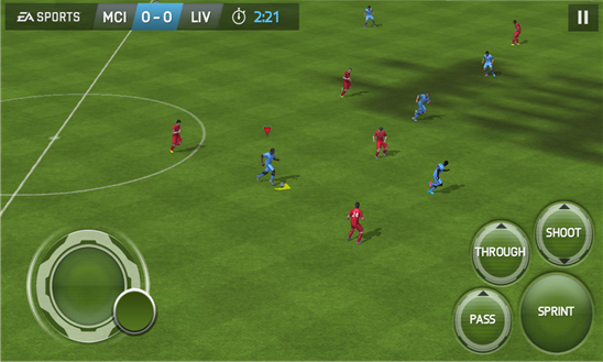 Download Game FIFA 15 Windows Phone