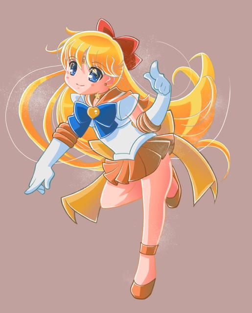 Sailor Venus por Hadibou