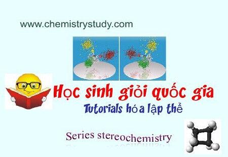 Hệ thống bài tập Danh pháp và Hóa lập thể của hidrocacbon vòng no