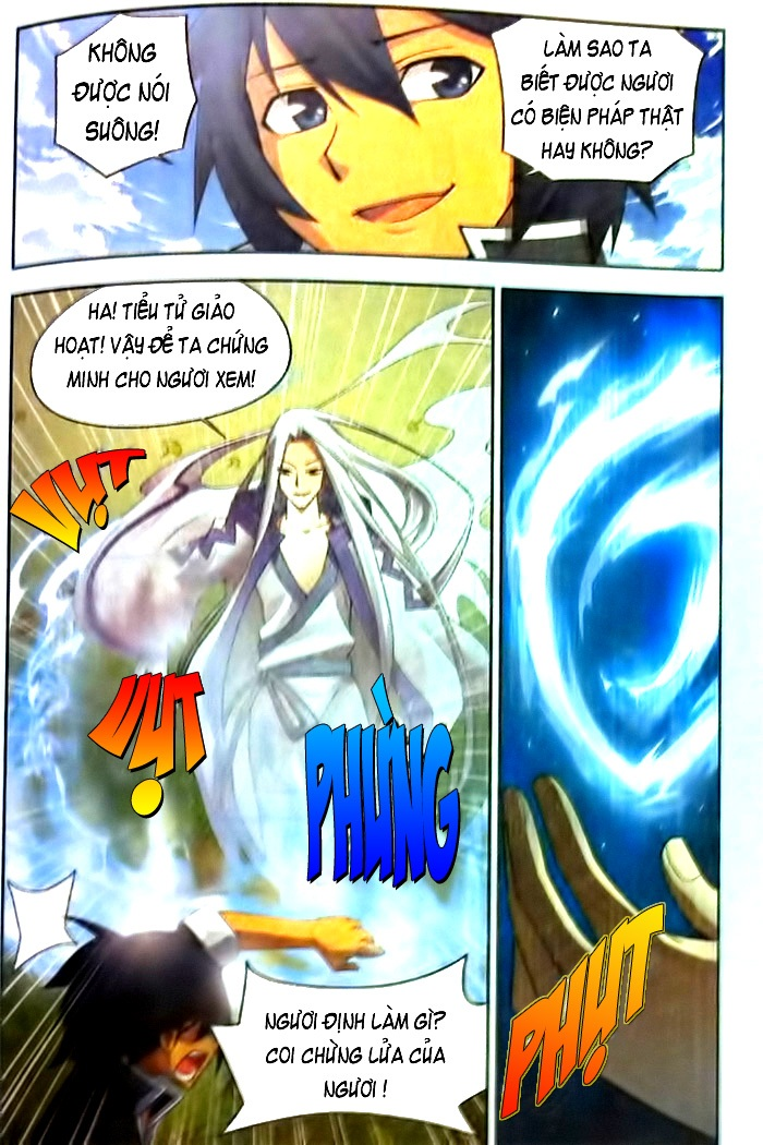 Đấu Phá Thương Khung chap 3 page 13 - IZTruyenTranh.com