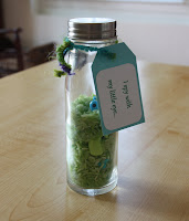 Homemade I Spy Bottles