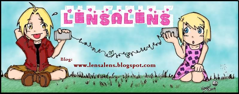 LENSA LENS: ALL ABOUT LENS~!