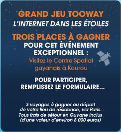 3 voyages en Guyane pour le lancement d'Ariane 5