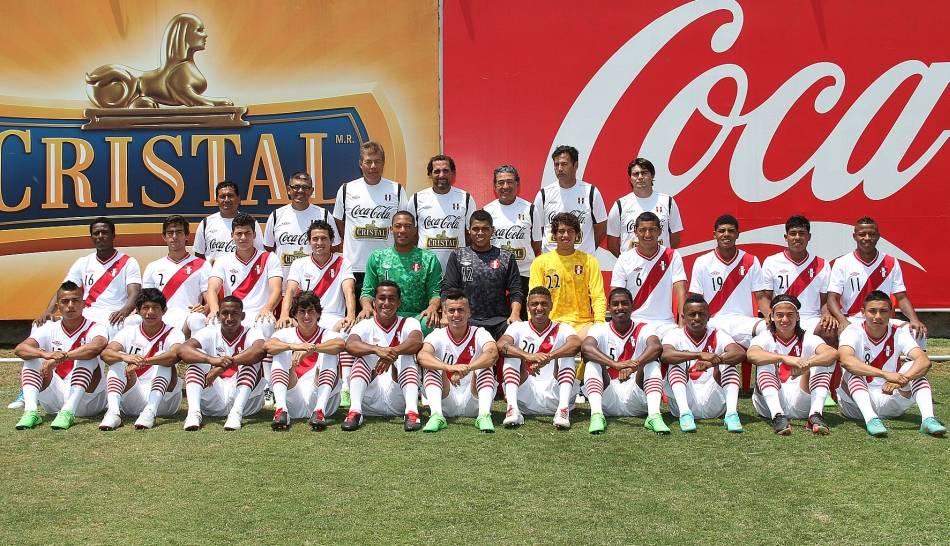 "Escuela de Futbol Base ""Parral Kids"" Felicita a la Sub 20 De Peru"