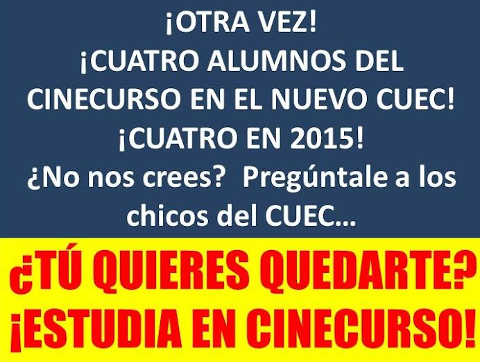 CINECURSO 2015