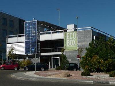 Edificio Inteligente Ecobox, sede de la Fundación Metropoli