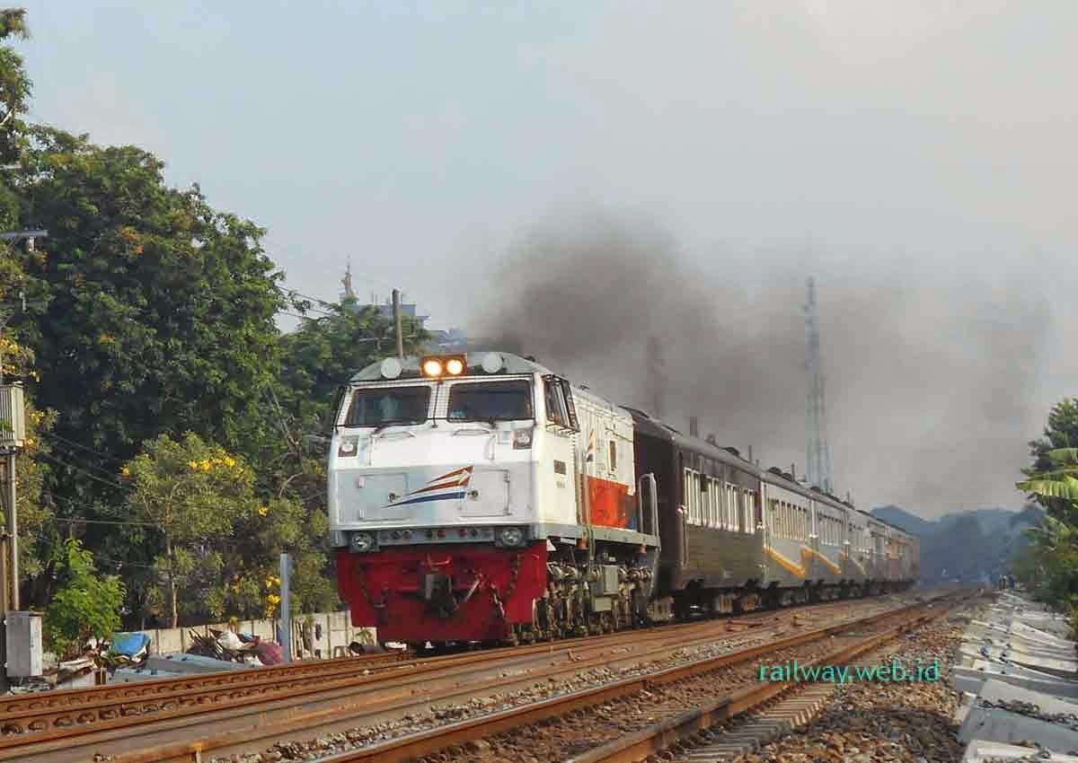 Jadwal Dan Harga Tiket Kereta Api Jogja Bandung