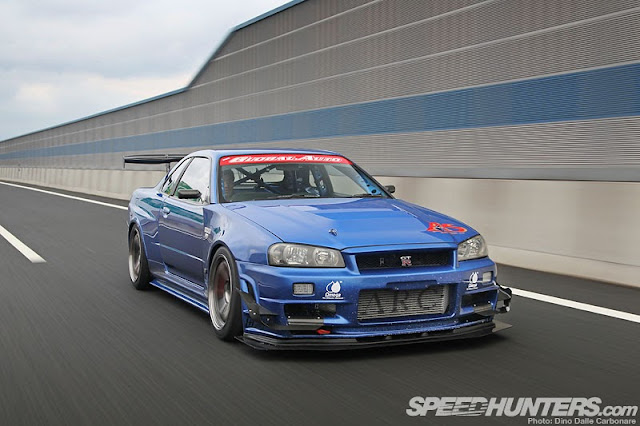 Nissan Skyline GT-R s in the USA Blog: SpeedHunters Covers ...