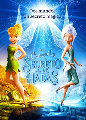Tinker Bell y el secreto de las hadas (2012)
