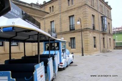Tren Turistico Haro, Rioja Tierra Abierta