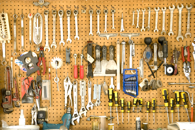 Home Improvement: Learn How To Organize Your Garage With ...