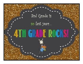 4th Grade Rocks!