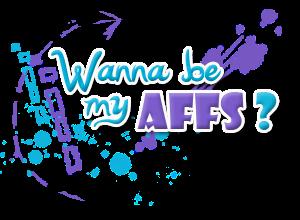 Wanna be AFFS?