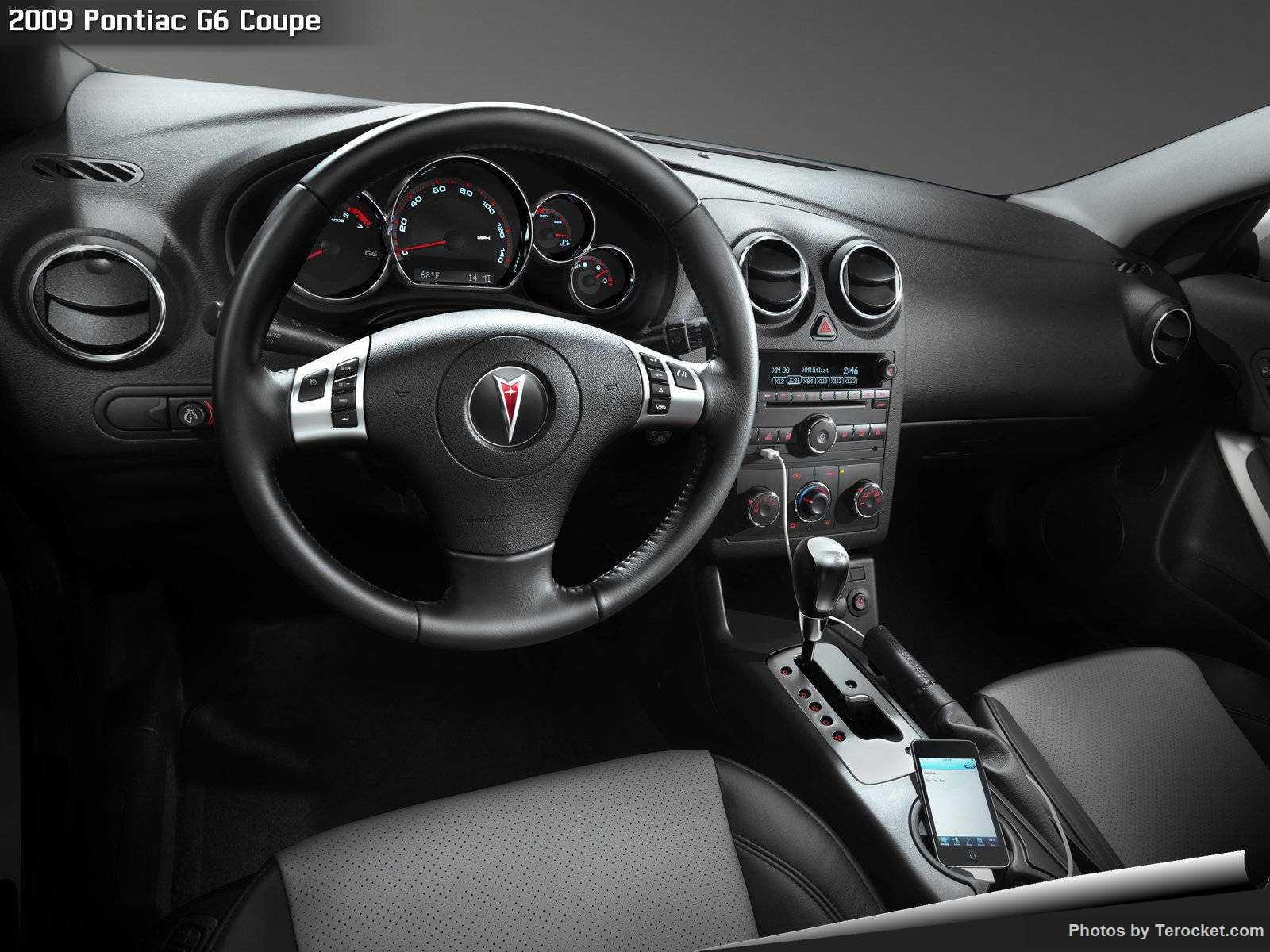 Hình ảnh xe ô tô Pontiac G6 Coupe 2009 & nội ngoại thất
