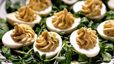 Ресторан дома | Рецепты | Яйца фаршированные
