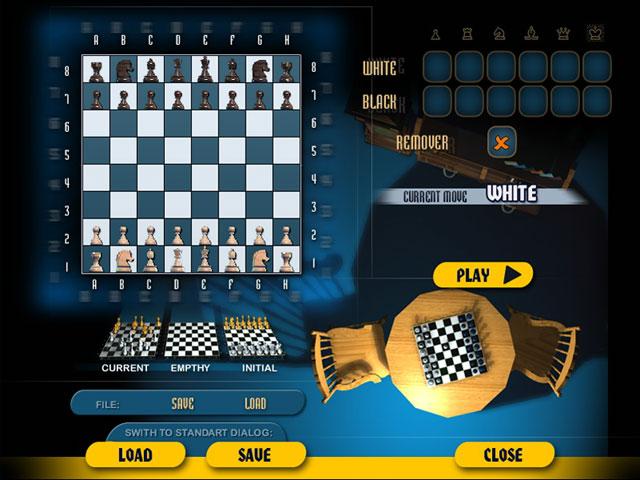 Download Game Catur 3D terbaru 2013